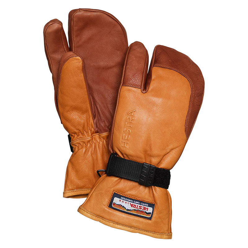 30872 3-FINGER FULL LEATHER