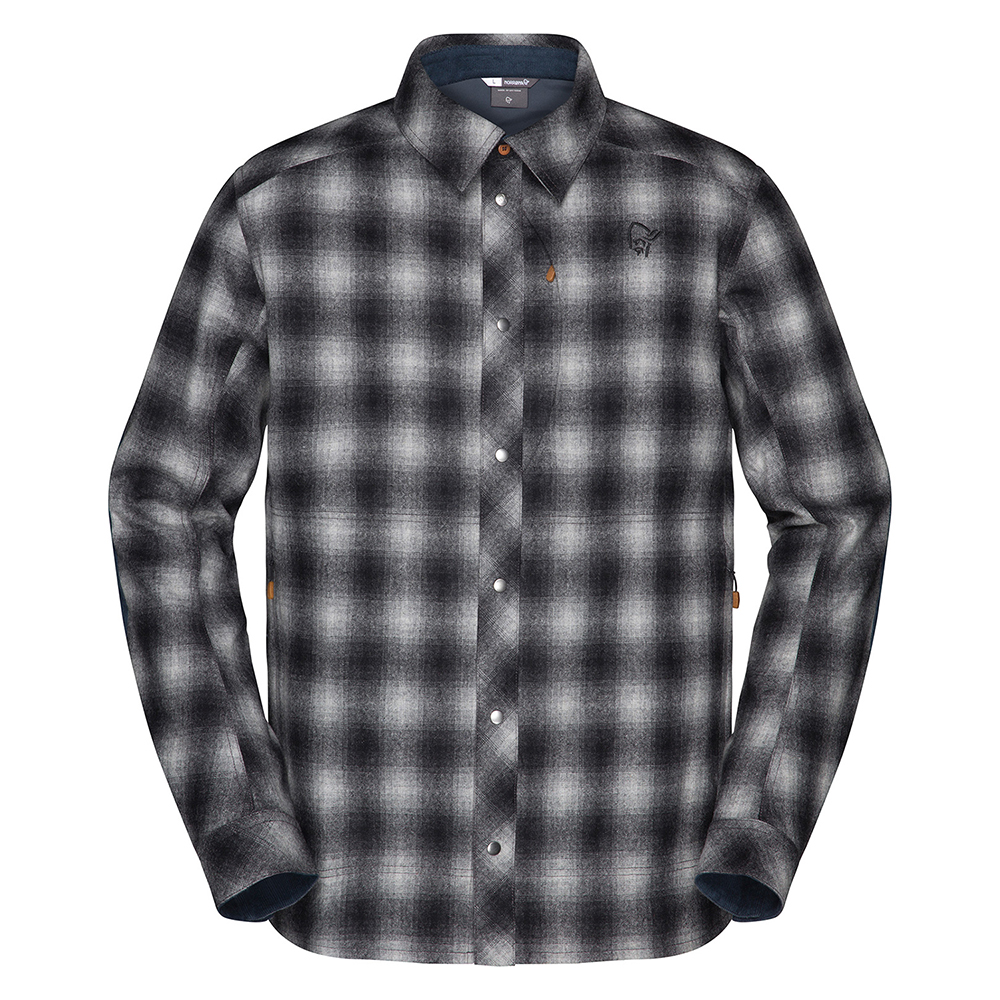 tamok wool Shirt (M)