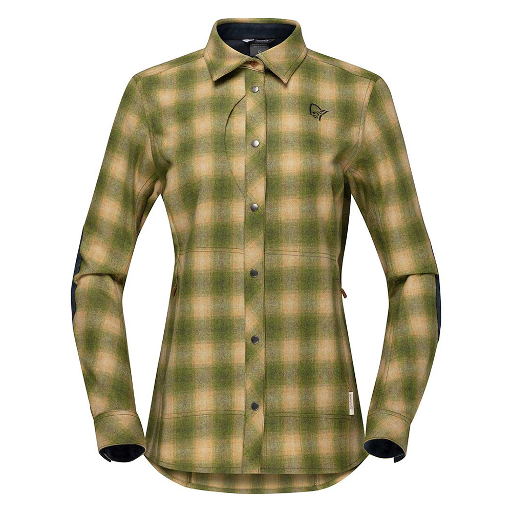 tamok wool Shirt (W)