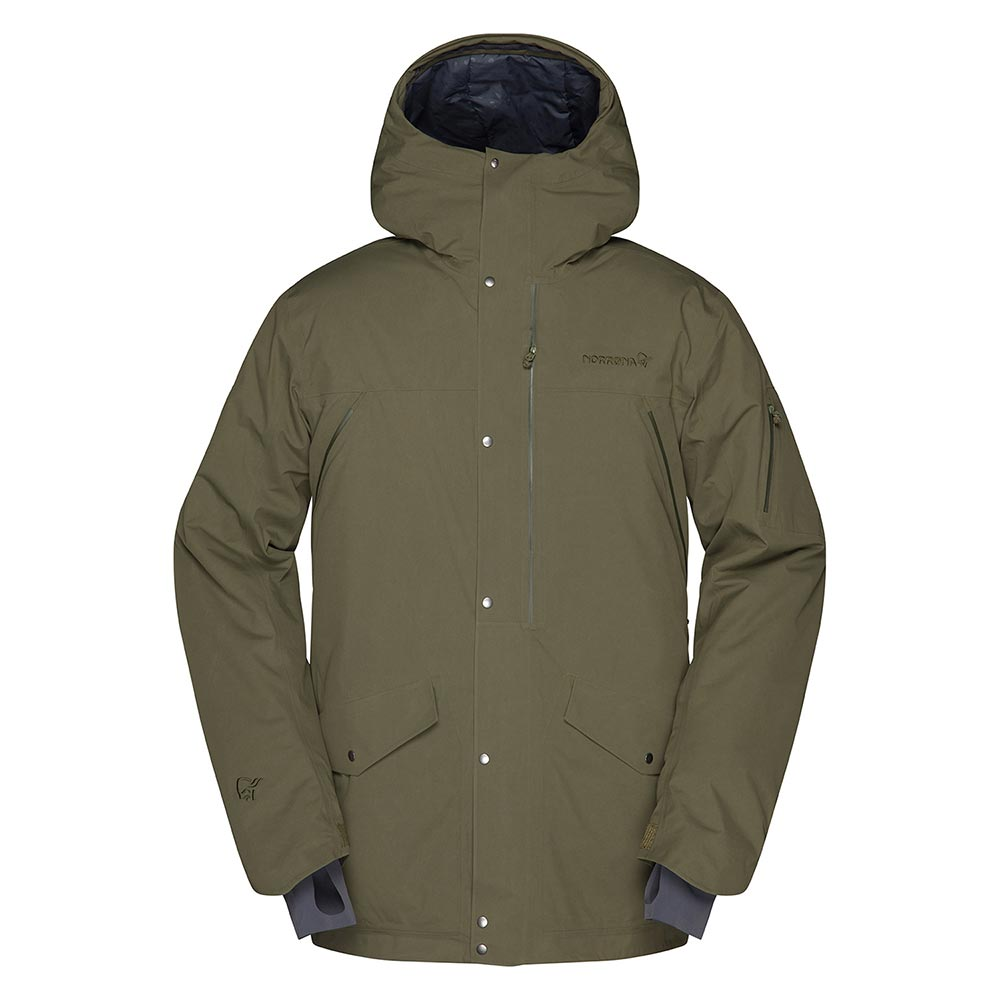 roldal Gore-Tex insulated Parka (M)