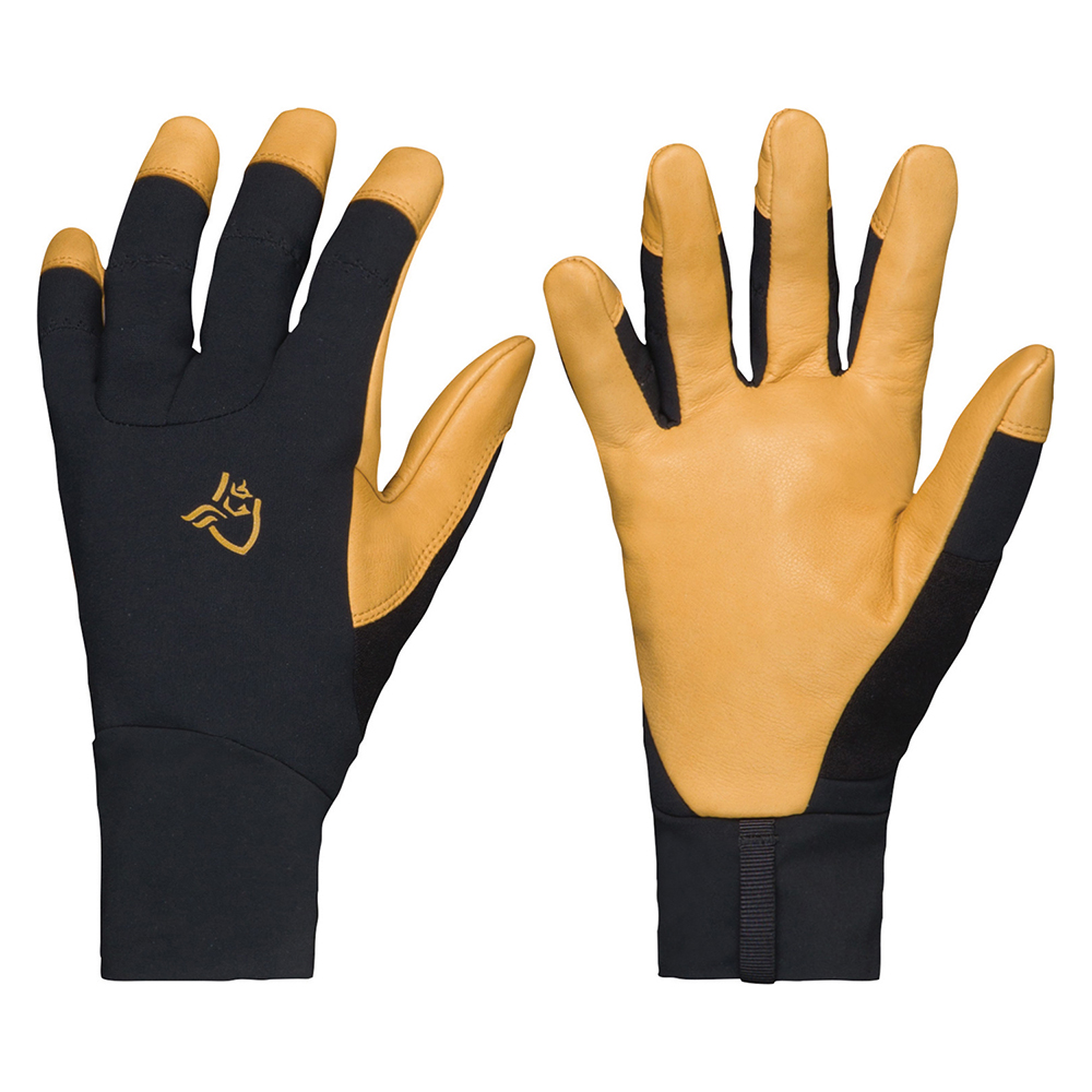 lyngen Windstopper Leather Gloves