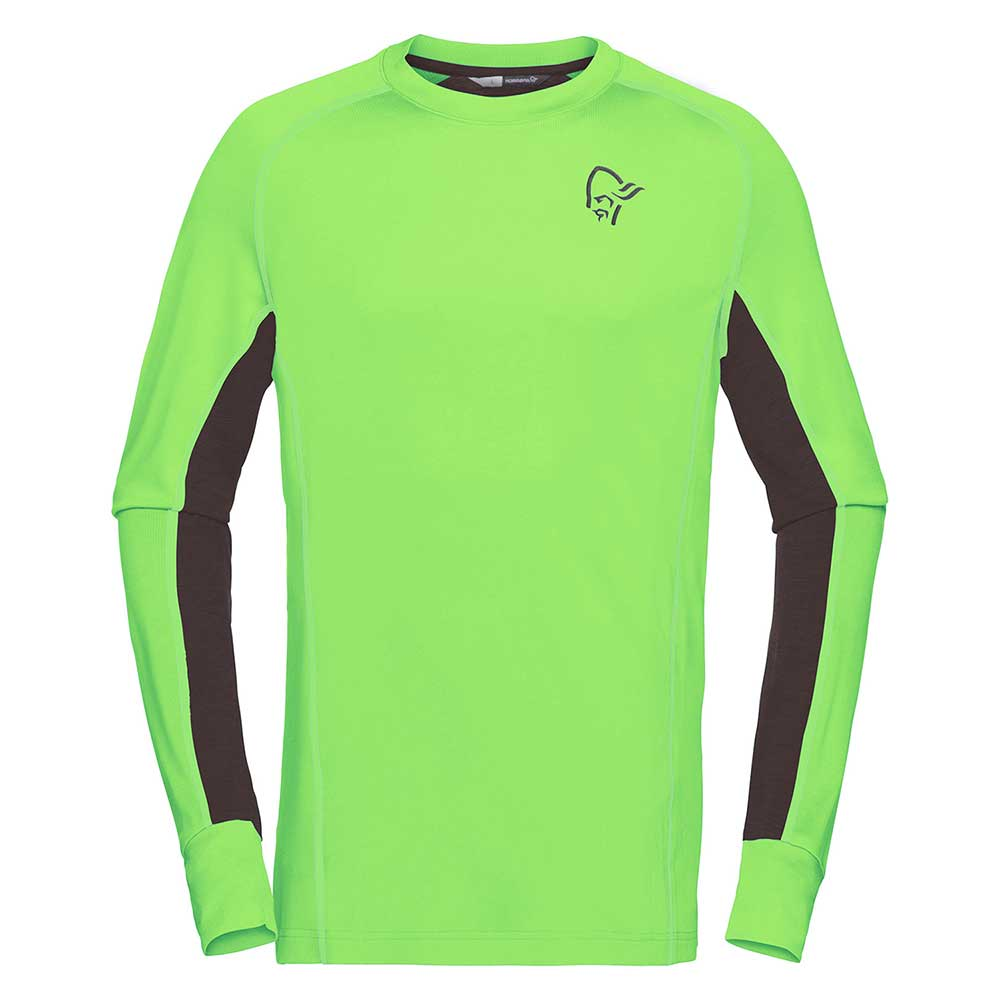 fjora Power wool long Sleeve (M)