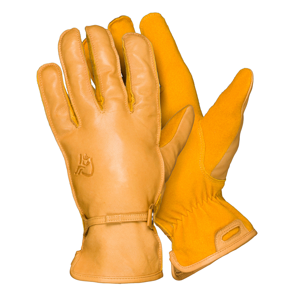 svalbard leather Gloves