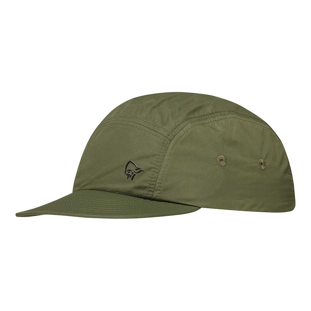 norrona five panel tech Cap