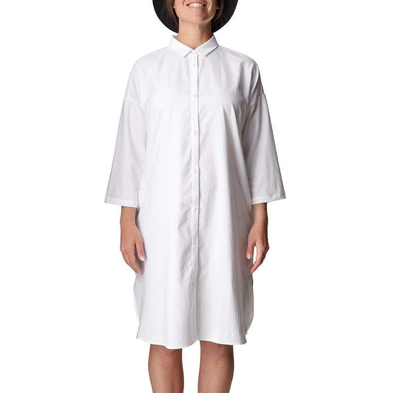 Ws Route Shirt Dress