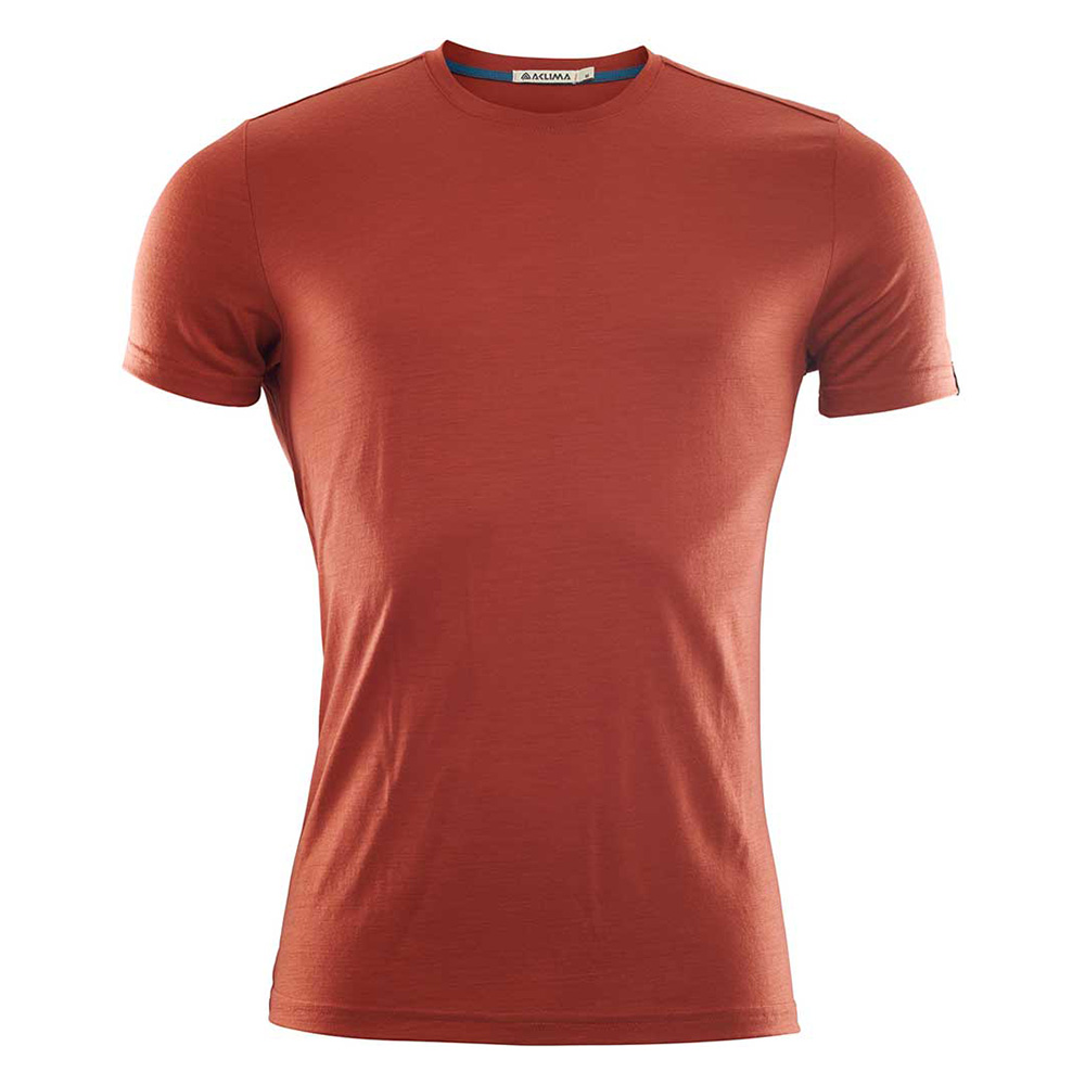 LIGHTWOOL T-SHIRT ROUND NECK