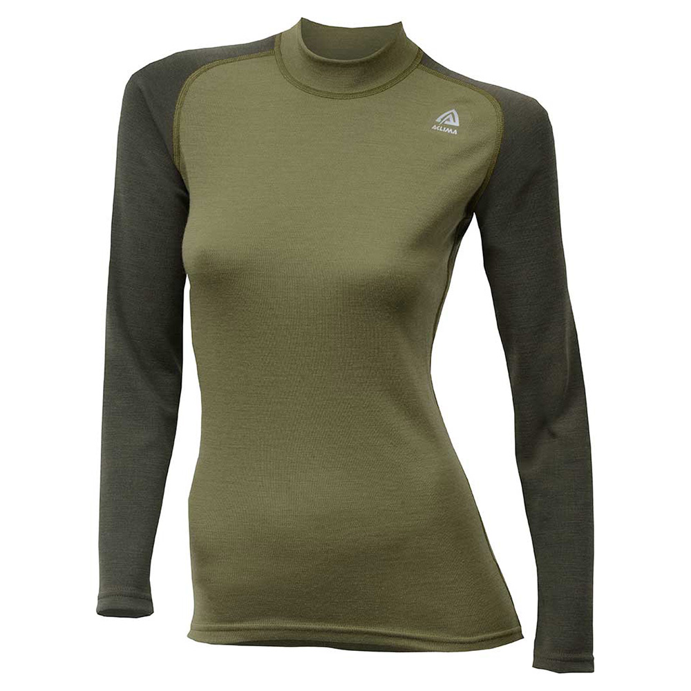 WARMWOOL CREW NECK WOMAN