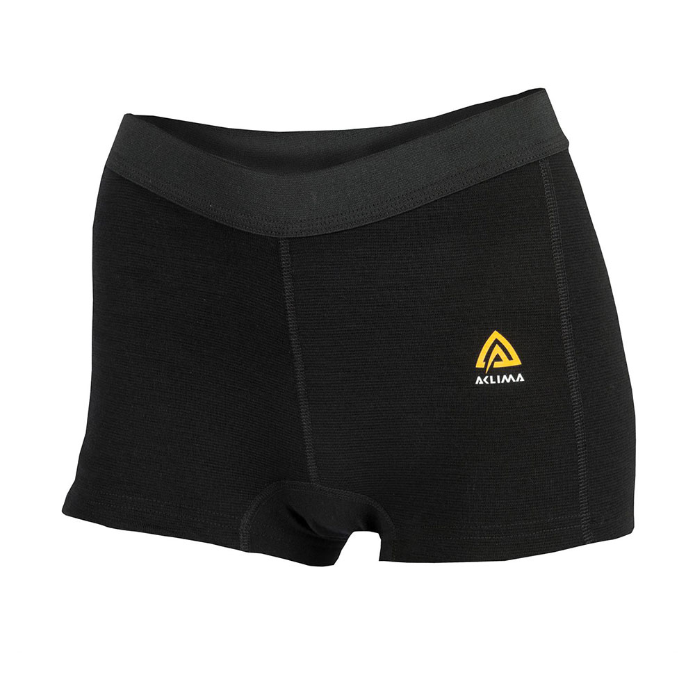 WARMWOOL BOXER SHORTS WOMAN