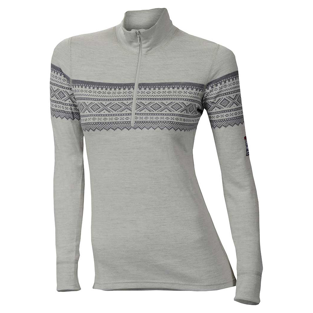 DESIGNWOOL MARIUS MOCK NECK WOMAN