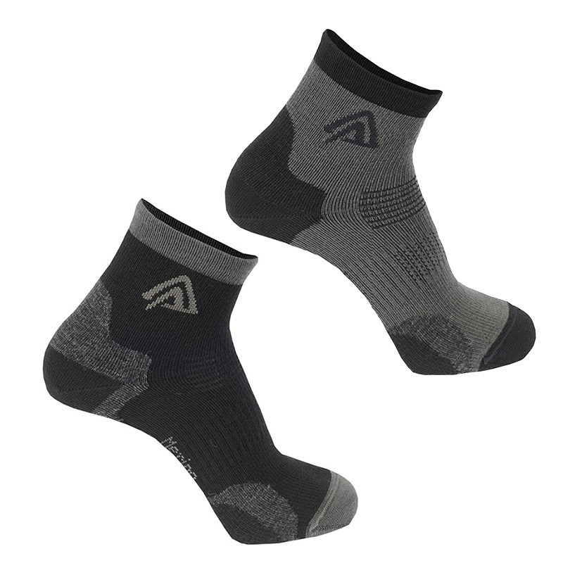 WARMWOOL RUNNING SOCKS 2PACK
