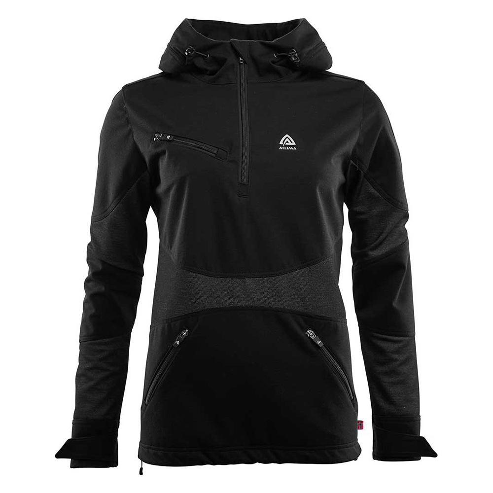 FLEXWOOL ANORAK WOMAN