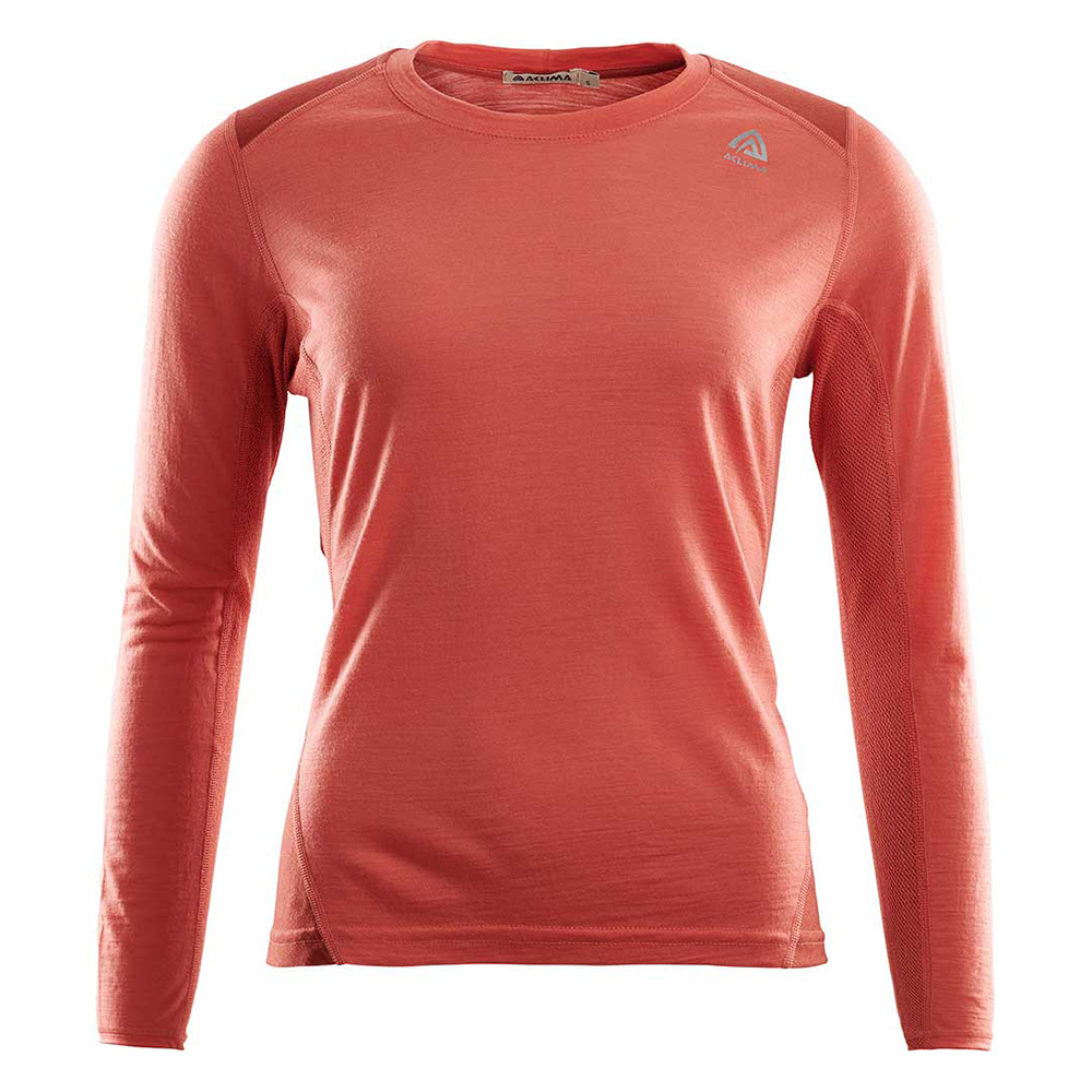 LIGHTWOOL SPORTS SHIRT WOMAN