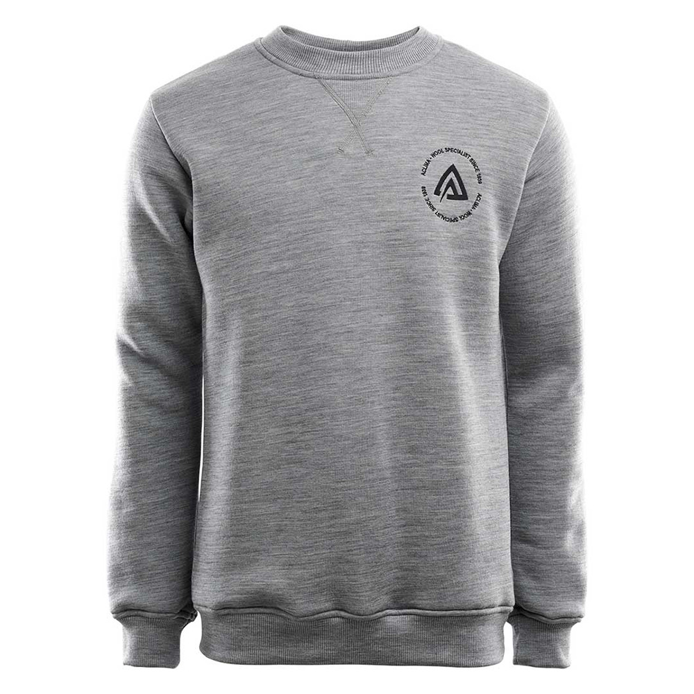 FLEECEWOOL CREW NECK