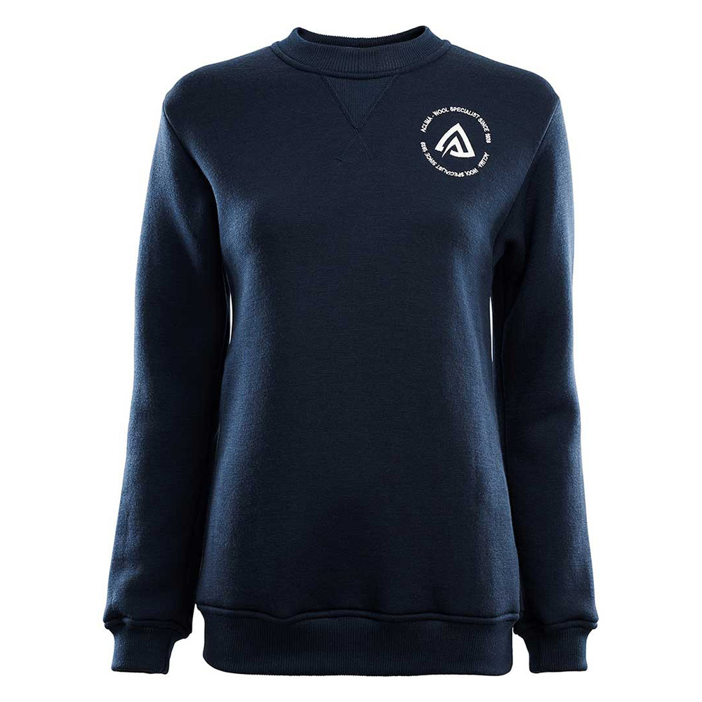 FLEECEWOOL CREW NECK WOMAN