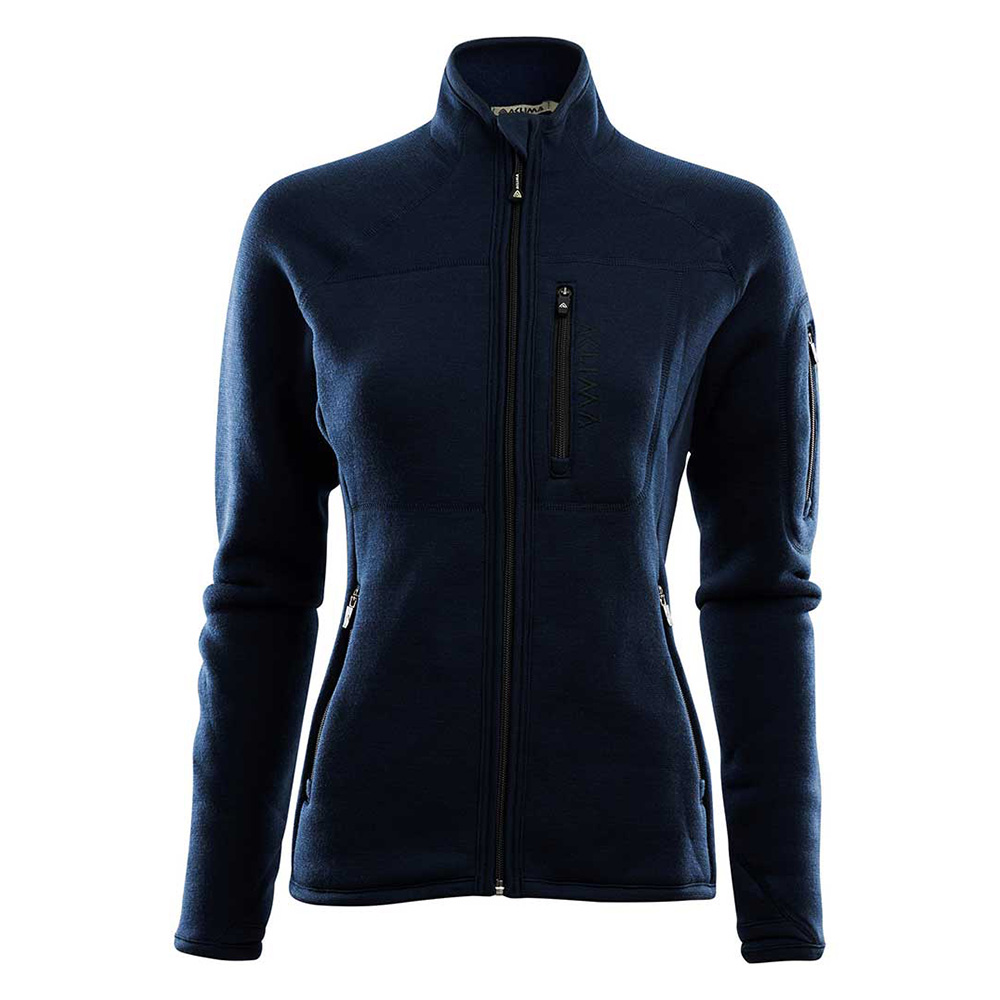 FLEECEWOOL JACKET WOMAN
