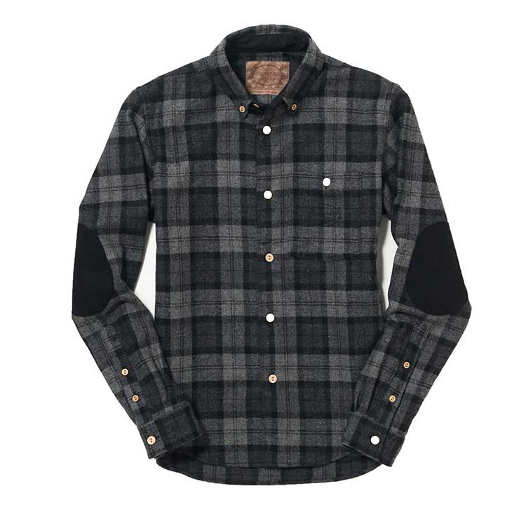 BUTTONDOWN SHIRT CHECK