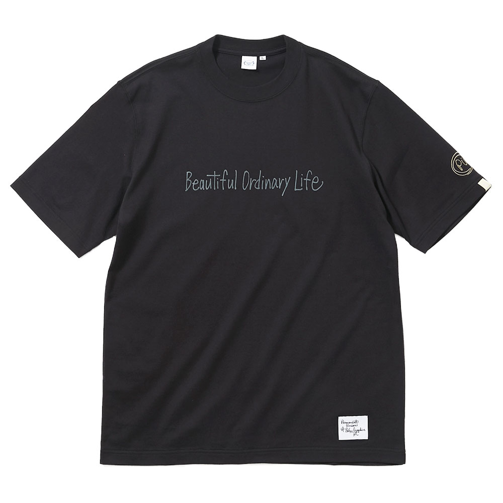 PG ORDINARY LOGO TEE LOOPWHEELER